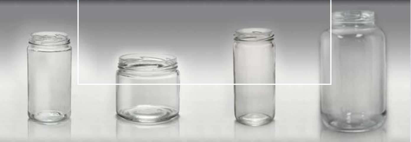 ZA Packaging Glass Jars
